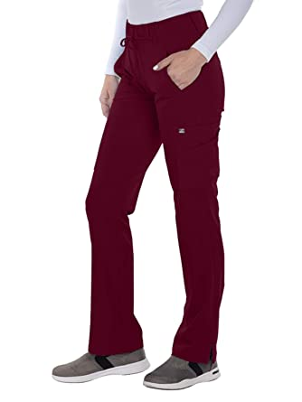 faa9a9e7416 Amazon.com: Grey's Anatomy Signature Olivia Pant for Women - Super ...
