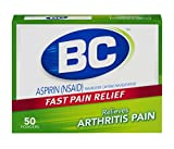 BC Arthritis Formula Powder, 50-Count