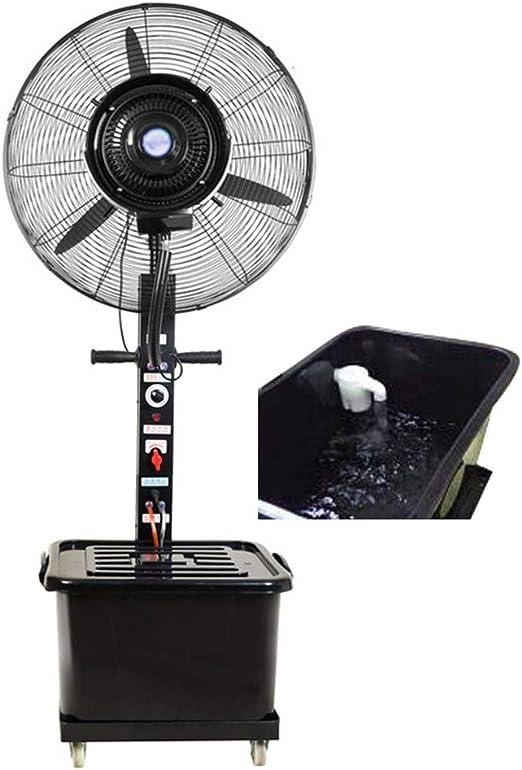 Ventiladores de pedestal Para uso comercial Ventilador compacto ...