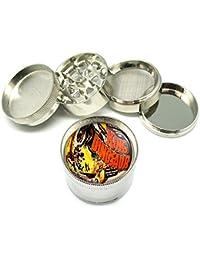 Access 4 Piece Metal Grinder 2