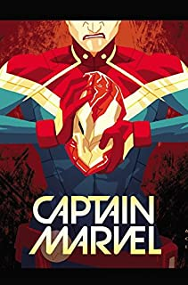 Book Cover: Captain Marvel Vol. 2: Civil War II
