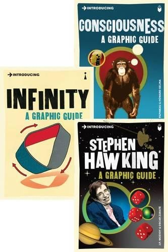 Introducing Graphic Guide Box Set - More Great Theories of Science (EXPORT EDITION)