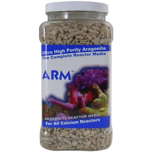 CaribSea Aquatics ARM Reactor Media for Aquarium Treatment, 50-Pound, Extra Coarse by CaribSea Aquatics