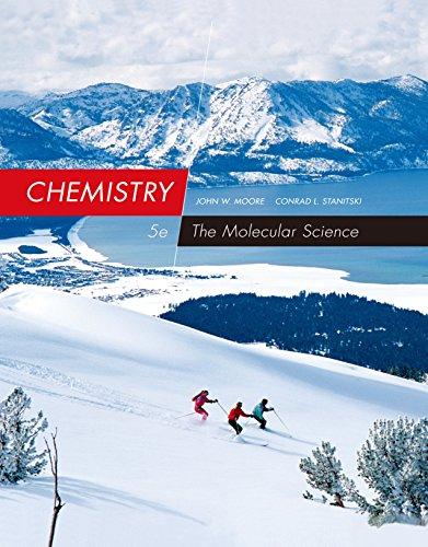 Chemistry: The Molecular Science Pdf