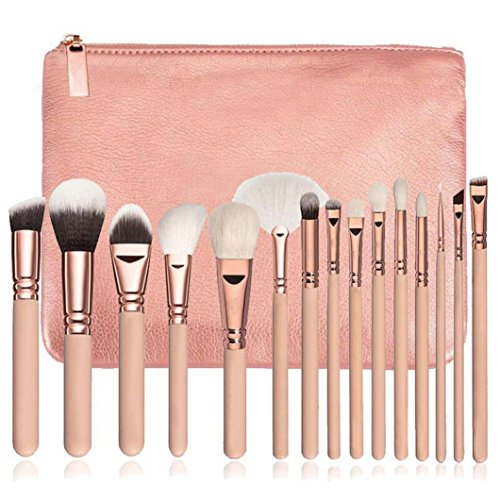 tenworld-15-pcs-pro-makeup-brushes-set-cosmetic-face-eye-make-up-kit-with-bag-pink