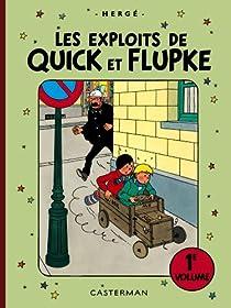 Les exploits de Quick et Flupke, Volume 1 : par Hergé