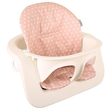 Cojín para Stokke Steps Baby Set ♥ Estrellas rosadas ...
