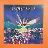 SUPERTRAMP Paris SP 6702 Dbl LP Vinyl VG+ Cover VG+ GF Sleeve