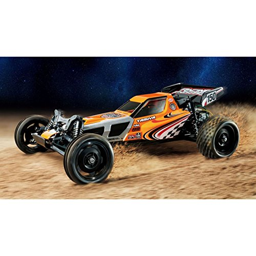 Tamiya America, Inc 1/10 Racing Fighter 2WD Off Road Buggy DT03 Kit, TAM58628