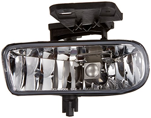 OE Replacement GMC Jimmy/Yukon/Sierra Driver Side Fog Light Assembly (Partslink Number GM2592110)