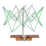 ChenLen Umbrella Swift Yarn Winder, Hand Operated Yarn Ball Winder Holder Knitter Swift Needlecraft Crocheting Tool for Winding Yarn Lines String
