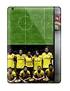 Excellent Ipad Air Case Tpu Cover Back Skin Protector Football by icecream design
