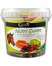 Horse Master - Nutri Sweet - Triples saveurs - 1 kg