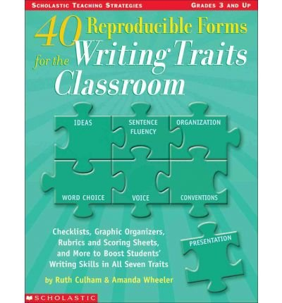 ([(40 Reproducible Forms for Writng)] [Author: Ruth Culham] published on (December, 2003))