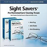 Bausch & Lomb Sight Savers Pre-moistened Lens