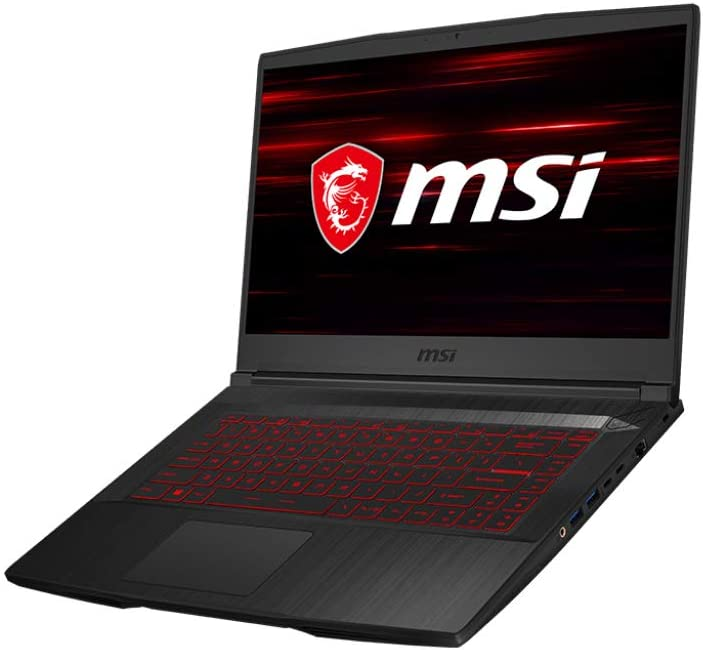 "CUK MSI GF65 Thin Gaming Laptop (Intel i7-9750H, 32GB RAM, 2TB NVMe SSD, NVIDIA GeForce GTX 1660 Ti 6GB, 15.6"" FHD 120Hz IPS-Level, Windows 10 Home) Gamer Notebook Computer"