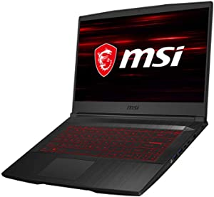 "CUK MSI GF65 Thin Gaming Laptop (Intel i7-9750H, 16GB RAM, 512GB SSD, NVIDIA GeForce GTX 1660 Ti 6GB, 15.6"" FHD 120Hz IPS-Level, Windows 10 Home) Gamer Notebook Computer"