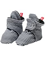 Zutano Baby Girls' Candy Stripe Bootie
