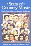 Stars of Country Music, Bill C. Malone and Judith McCulloh, 0252005279