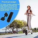 Accessorio-di-Ricambio-per-Scooter-Cover-in-Silicone-Trasparente-Cruscotto-alla-Polvere-con-Custodia-in-Gomma-e-3-Pezzi-Antivibranti-in-Gomma-per-Xiaomi-Mijia-M365-M365-Pro-Scooter-Nero