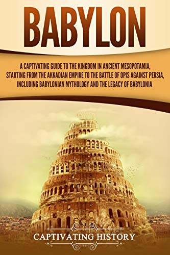 "#freebooks – Captivating History offers free ""Babylon"" eBook! You can download your free eBook until Saturday,"