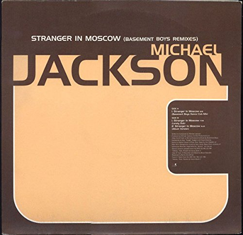 MICHAEL JACKSON / STRANGER IN MOSCOW (BASEMENT BOYS - Malls Jackson In