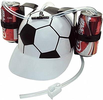 Old Burger Soda Cola Beer Gorra de cerveza casco con pajita para ...