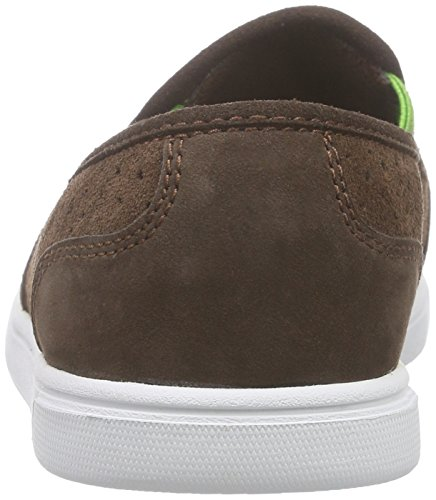 ... Timberland Groveton_Groveton Slip On Unisex-Kinder Low-Top Braun (Promo  Brown Naturebuck) ...