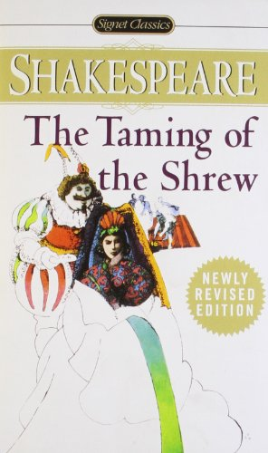 an analysis of katherina in the taming of the shrew by william shakespeare The taming of the shrew william shakespeare buy share buy the taming of the shrew character list table of contents all subjects play summary about the taming of the shrew character list summary and analysis induction: scene 1 induction: scene 2 katherine minola elder.