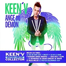 Ange Ou Demon / Edition Limitee Collector (Cd+Dvd Pal)