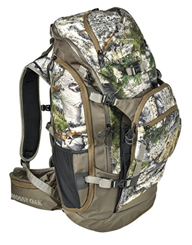 Mossy Oak Mastodon Extended Pack, Mossy Oak Mountain Country