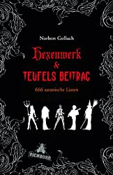 Hexenwerk & Teufels Beitrag: 666 satanische Listen