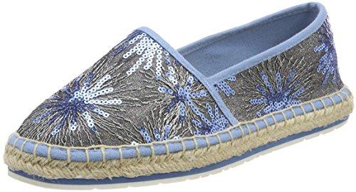 Marco Tozzi Alpargatas 24220 Comb Para Mujer Azul azure HUwaH