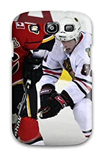 Top Quality Case Cover For Galaxy S3 Case With Nice Chicago Blackhawks (117) Appearance