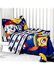 Expressions 3 Piece Toddler Bedding Set Disney Bed Set Twin Reversible Comforter, Fitted Sheet, Pillowcase for Boys