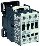 WEG Electric CWM25-00-30V24, 3-Pole, 25 Amps, 208-240VAC Coil, IEC Contactor