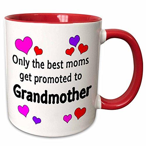 3dRose EvaDane promoted grandmother mug 193280 5
