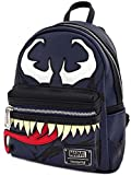 Loungefly Marvel Venom Faux Leather Mini Backpack
