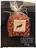 Homestead Studios - Sparkly Pumpkin Spice Putka Pods or Mini Pumpkins - Perfect Bowl Filler, Craft Project, Weddings, Showers, Fall or Autumn Decorating