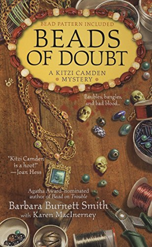 Beads of Doubt (Beading Mystery Book 2)