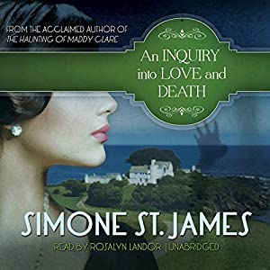 An Inquiry into Love and Death Audiobook
