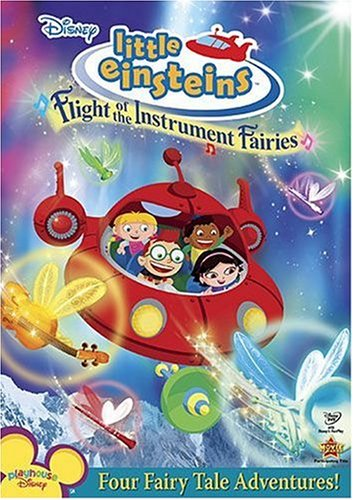 Little Einsteins: Flight of the Instrument Fairies Aiden Pompey Jesse Schwartz Natalia Wojcik Harrison Chad