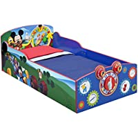 Delta Children Interactive Wood Toddler Bed