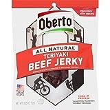 Oberto All Natural Teriyaki Beef Jerky, 3.25 oz