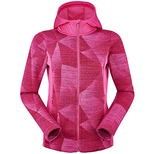 Eider – Polar Aster Hoodie Rosa Mujer – Mujer – Rosa Rose
