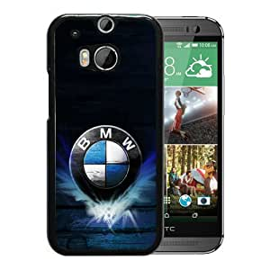 For HTC ONE M8,BMW 4 Black Protective Case For HTC ONE M8