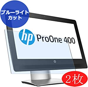 【2 Pack】 Synvy Anti Blue Light Screen Protector for HP ProOne 400 G2 20