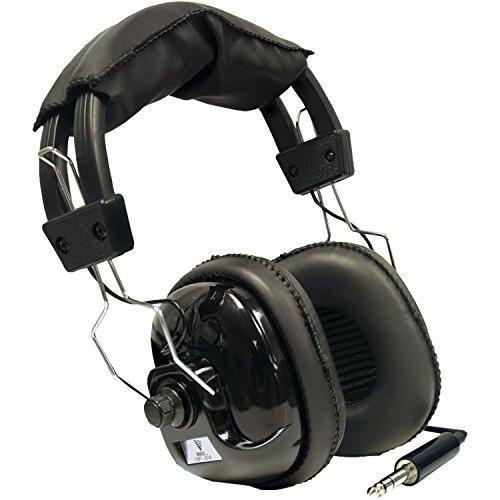 Bounty Hunter HEAD-PL Metal Detector Headphones ()
