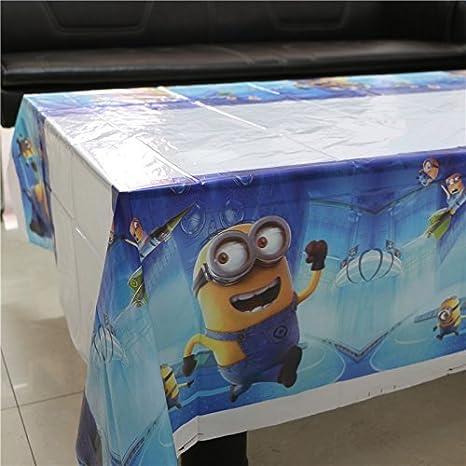 Hippity Hop Minions Table Cover. Premium Quality Minions theme Table Cover Minions Theme Cover Amazon.in Toys \u0026 Games & Hippity Hop Minions Table Cover. Premium Quality Minions theme Table ...
