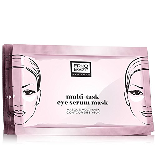 Erno Laszlo Multi-Task Under Eye Serum Mask For Dark Circles, Puffiness, Crows Feet, Wrinkles Paraben-Free Eye Gel Patch Hydrate Brighten